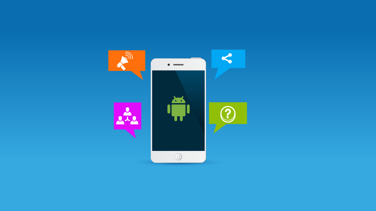 Android App Development Company Indore