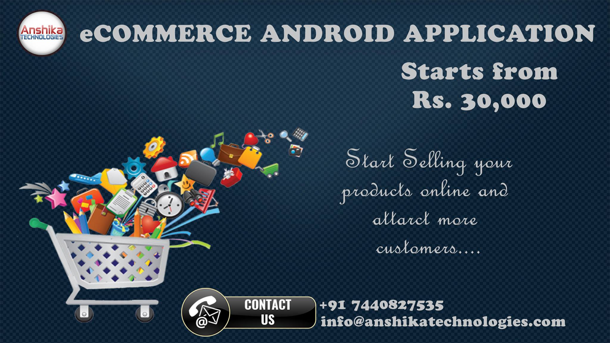 Android App Development in Bhopal