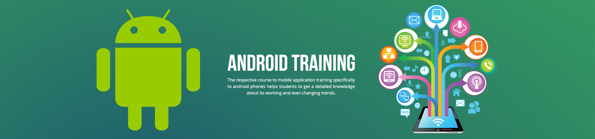 android app development training bhopal