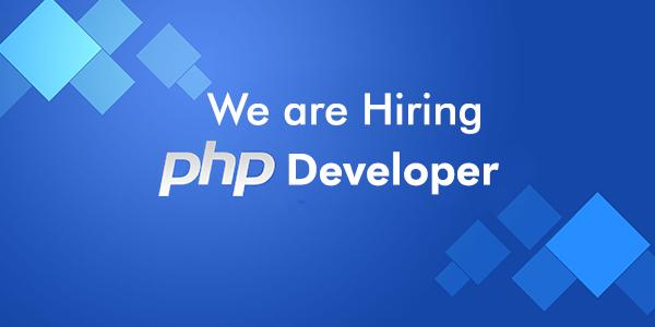 php developer job bhopal