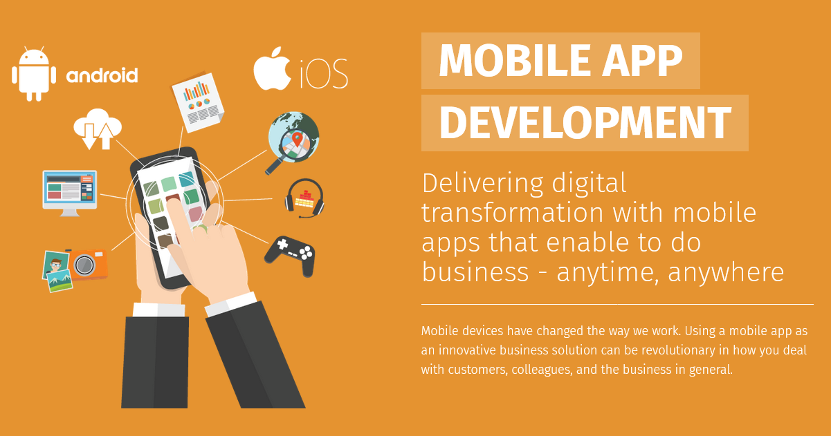 Mobile App Development Company Bhopal