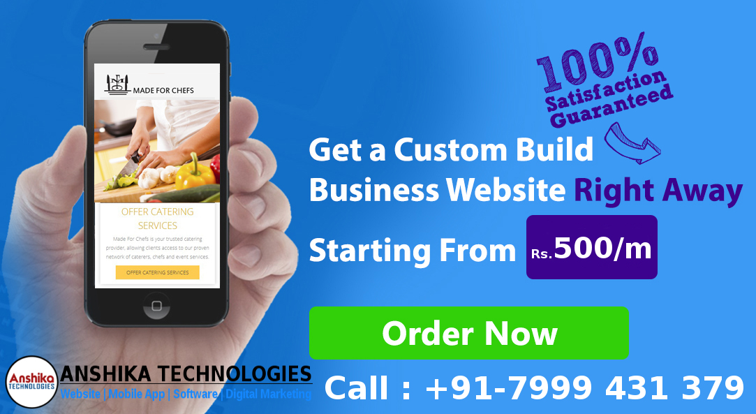 Website Designing Company Bhopal